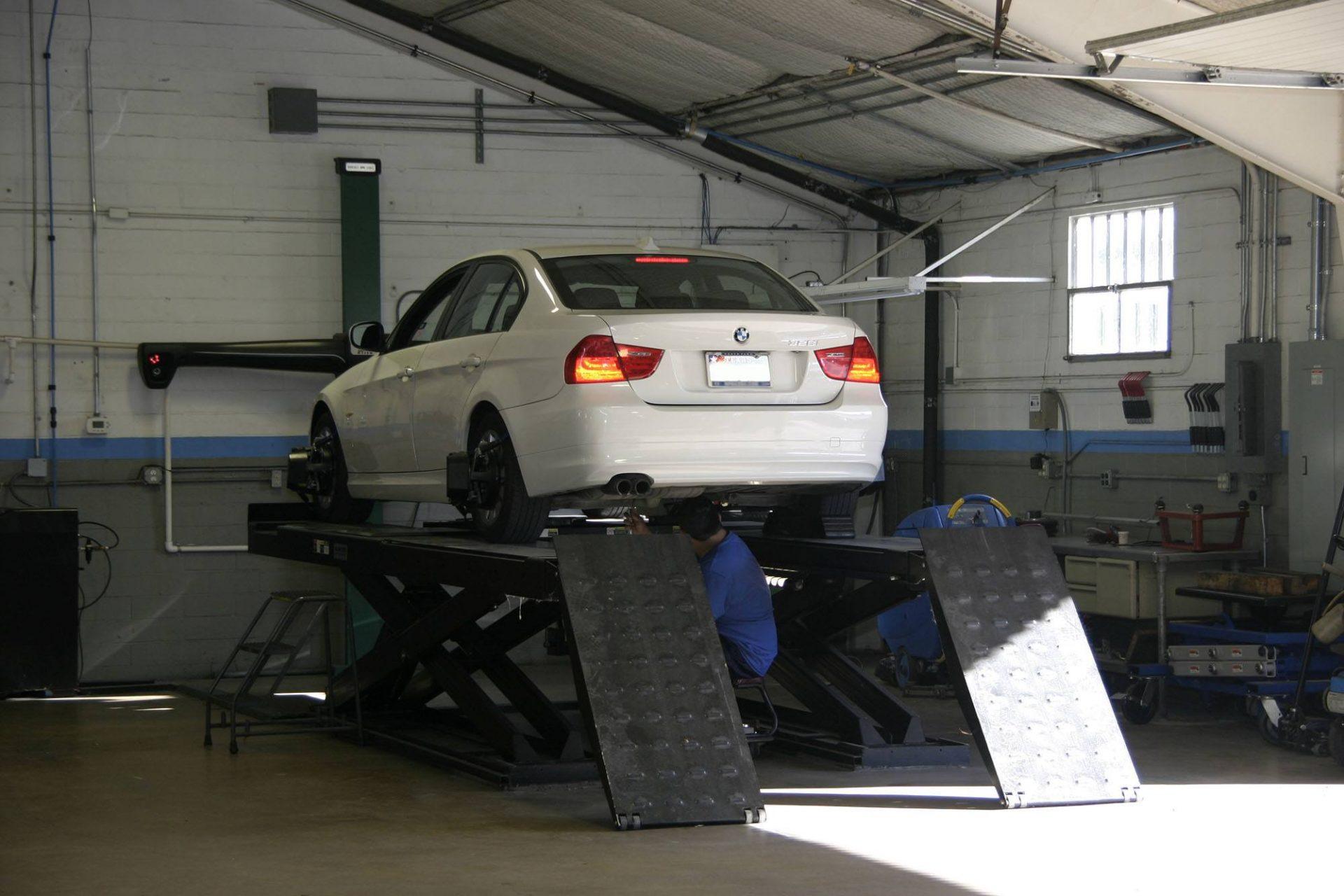 Superior BMW Repair Experience
