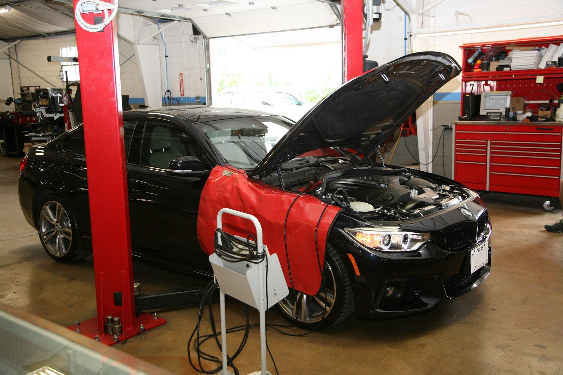 Advanced BMW Diagnostics